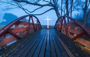 Salvation Bridge Cross