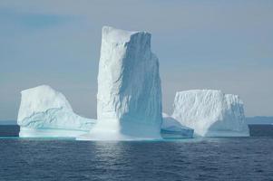 arte de la naturaleza - icebergs foto