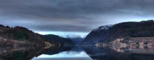 Nature from Ulvik photo