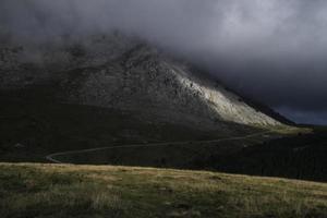 Mountains of Urkiola Natural Park