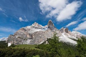 Dolomites Italy, Mt Pelmo photo