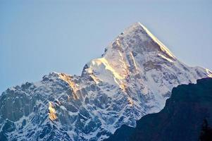 Four Peak of Siguniang Mountain photo