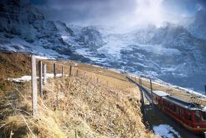 Jungfrau Railways photo