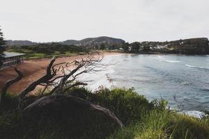 Sydney, Australia, 2020 - Overcast day at the beach
