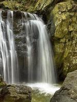 Long exposure of Kilgore Falls