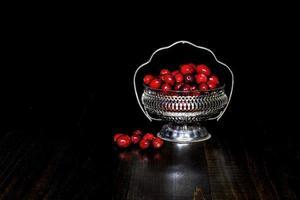 Low key cranberries
