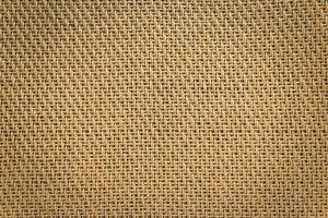 Brown textile surface