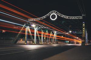 The Queen Street Viaduct in Toronto