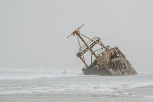 barco fantasma foto