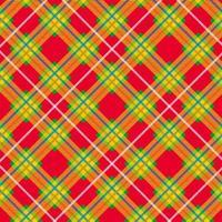patrón de tartán escocés