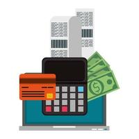 Online shopping and payment technology composition