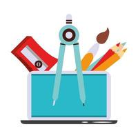 E-learning, online education and knowledge composition