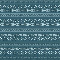 Aztec tribal pattern with geometric shapes