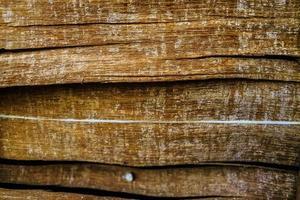 Fondo de textura de tablón marrón de madera oscura