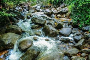 Phlio Waterfall in Chanthaburi Thailand
