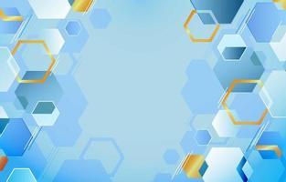Geometric Polygonal Background vector