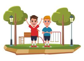 personajes de dibujos animados para niños