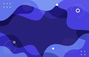 Abstract Flat Solid Color Bakcground vector