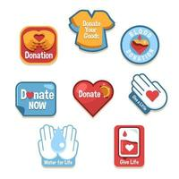 Generous Life Donation Label