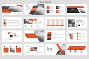 plantilla de presentación de diapositivas mínima de negocios