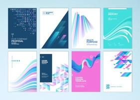 Business plan cover design templates