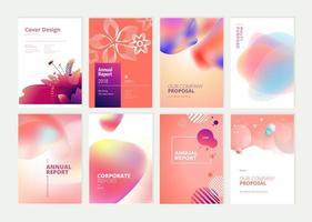 plantillas de diseño de portada