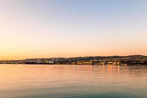 docks of Trieste photo