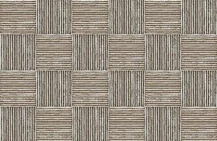Fabric style stripe pattern vector