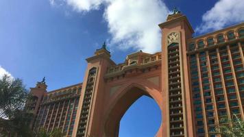 hotel 4k atlantis the palm dubai