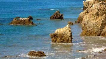 Malibu Kalifornien Strand