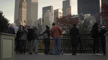 Tourists and the Big City
