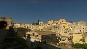antiguo paisaje urbano italiano