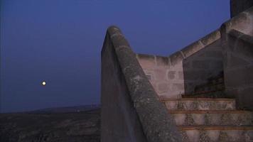 Kopfsteinpflaster Treppen