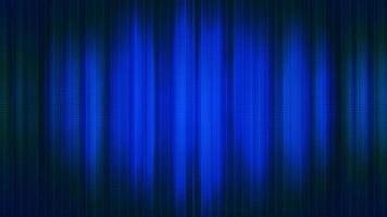 cuadrícula lineal rectangular sobre fondo de líneas de degradado vertical azul