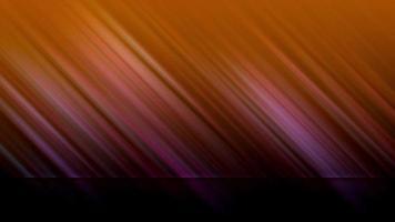 bunte Gradiententextur, die auf 4k Deep Space Hintergrund verblasst video