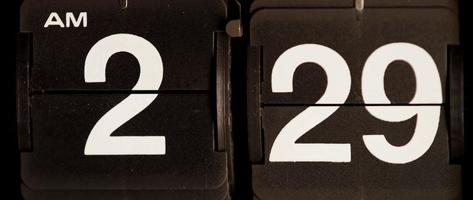 cambio de reloj retro de 02:29 am a 02:30 am en 4k