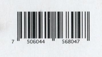 códigos de barras param o movimento