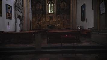 inclinação da igreja de san francisco de asis, cidade do méxico video