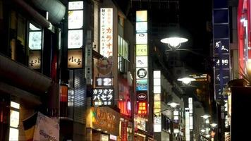 tokyo street timelapse video
