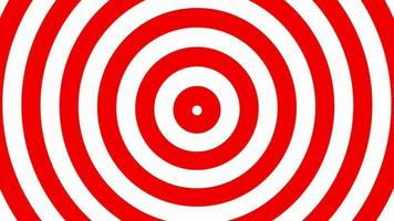 Hypnotic Circles Background Loop video
