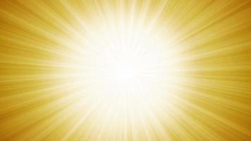 Abstract Summer Sunlight Background Animation