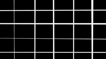Abstract Grid Wireframe Background Loop video