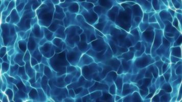 loop de fundo de ondas de água video