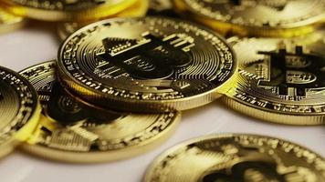 tiro giratório de bitcoins (criptomoeda digital) - bitcoin 0174