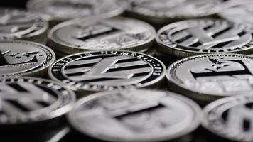 tiro giratorio de bitcoins (criptomoneda digital) - bitcoin litecoin 527 video