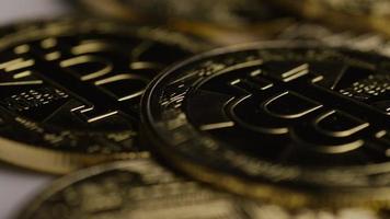 colpo rotante di bitcoin (criptovaluta digitale) - bitcoin 0418