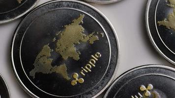 colpo rotante di ripple bitcoin (criptovaluta digitale) - bitcoin ripple 0026