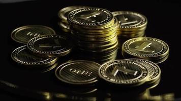 tiro giratorio de bitcoins (criptomoneda digital) - bitcoin litecoin 356 video
