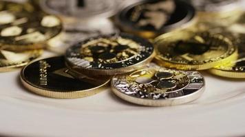 tiro giratorio de bitcoins (criptomoneda digital) - bitcoin mixto 085 video