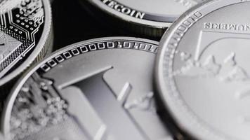 tiro giratorio de bitcoins (criptomoneda digital) - bitcoin litecoin 488 video